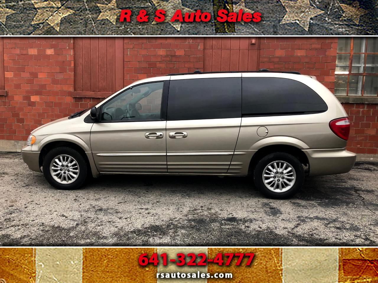 2004 Chrysler Town & Country TOURING ED
