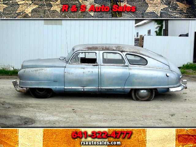 1949 Nash Rambler 600
