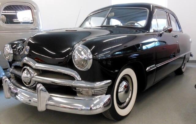 Ford DELUXE COUPE  1950