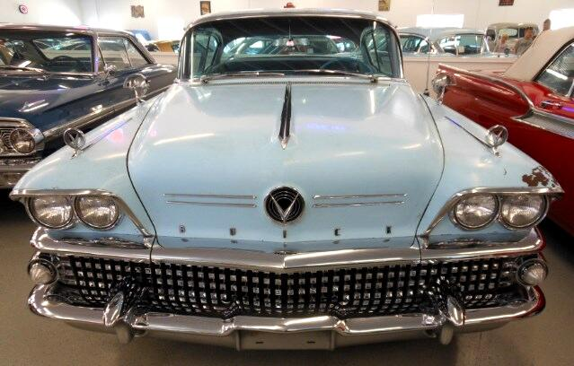 1958 Buick Special Super
