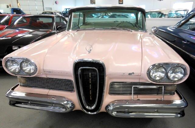 1958 Edsel Corsair 2 Door Sedan