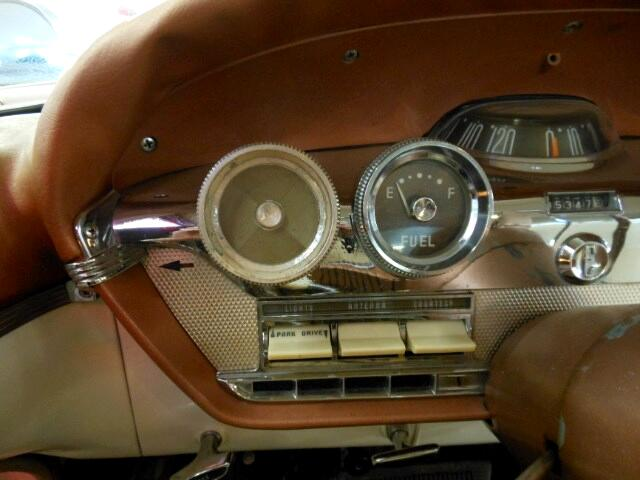 1958 Edsel Corsair 2 Door Sedan