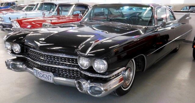 1959 Cadillac DeVille 2 Door