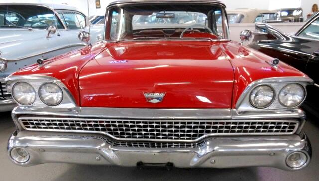 1959 Ford Galaxie Sunliner Convertible