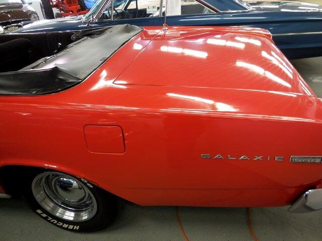 1966 Ford Galaxie 500 XL Convertible