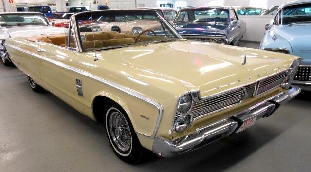 Plymouth Fury III 1966