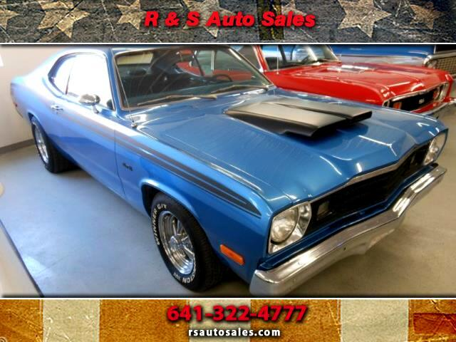 1973 Plymouth Duster 2 Dr Coupe