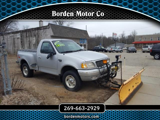 2000 Ford F-150 XL Reg. Cab Flareside 4WD