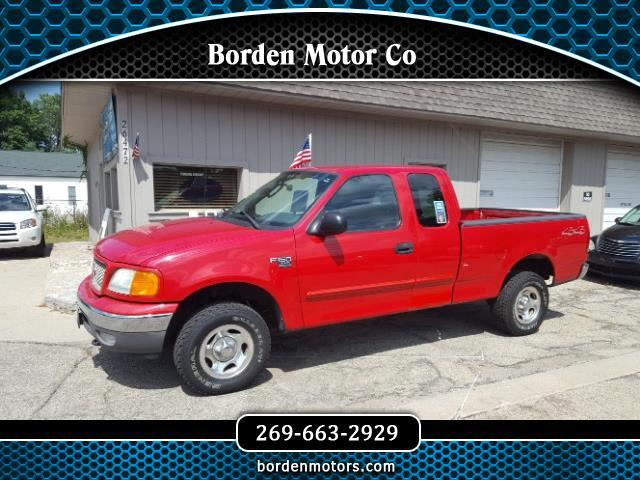 2004 Ford 1/2 Ton xlt heritage