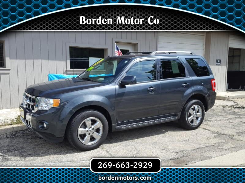 2009 Ford Escape 4WD 4dr V6 Auto Limited