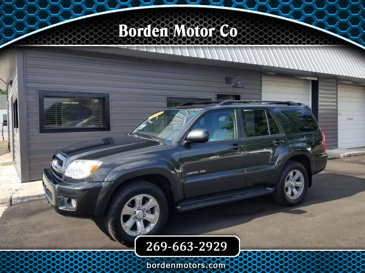 Toyota 4Runner 4dr Limited V8 Auto 4WD (Natl) 2006