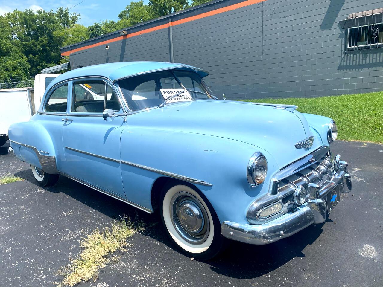 Chevrolet Deluxe Base 1952
