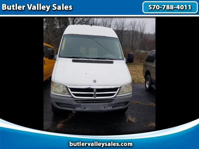2004 Dodge Sprinter Van 2500 High Ceiling 140-in. WB
