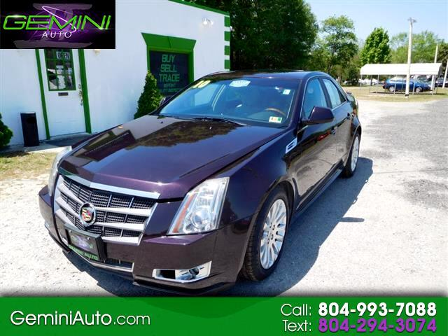 2010 Cadillac CTS 3.6L Performance AWD w/ Navi