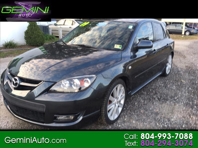 2009 Mazda MAZDASPEED3 Grand Touring 5-Door