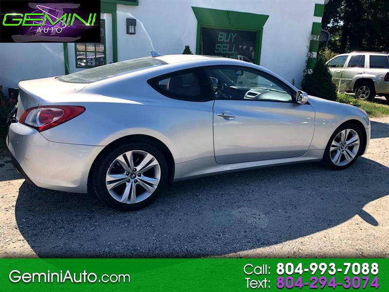 2010 Hyundai Genesis Coupe 3.8 Grand Touring Auto