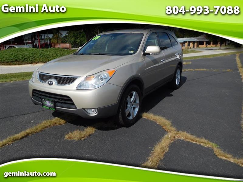 Hyundai Veracruz Limited AWD 2008