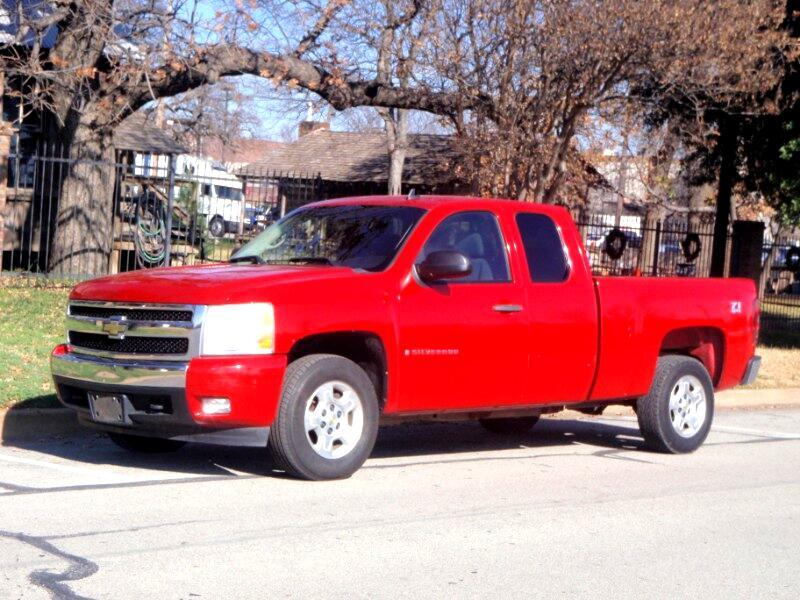 2008 Chevrolet Silverado 1500 1LT Crew Cab 4WD