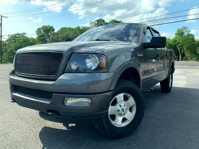 """2004 Ford F-150 4WD SuperCrew 139"""" FX4"""