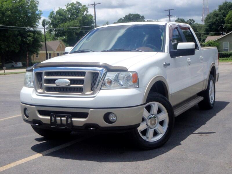 """2007 Ford F-150 2WD SuperCrew 145"""" King Ranch"""