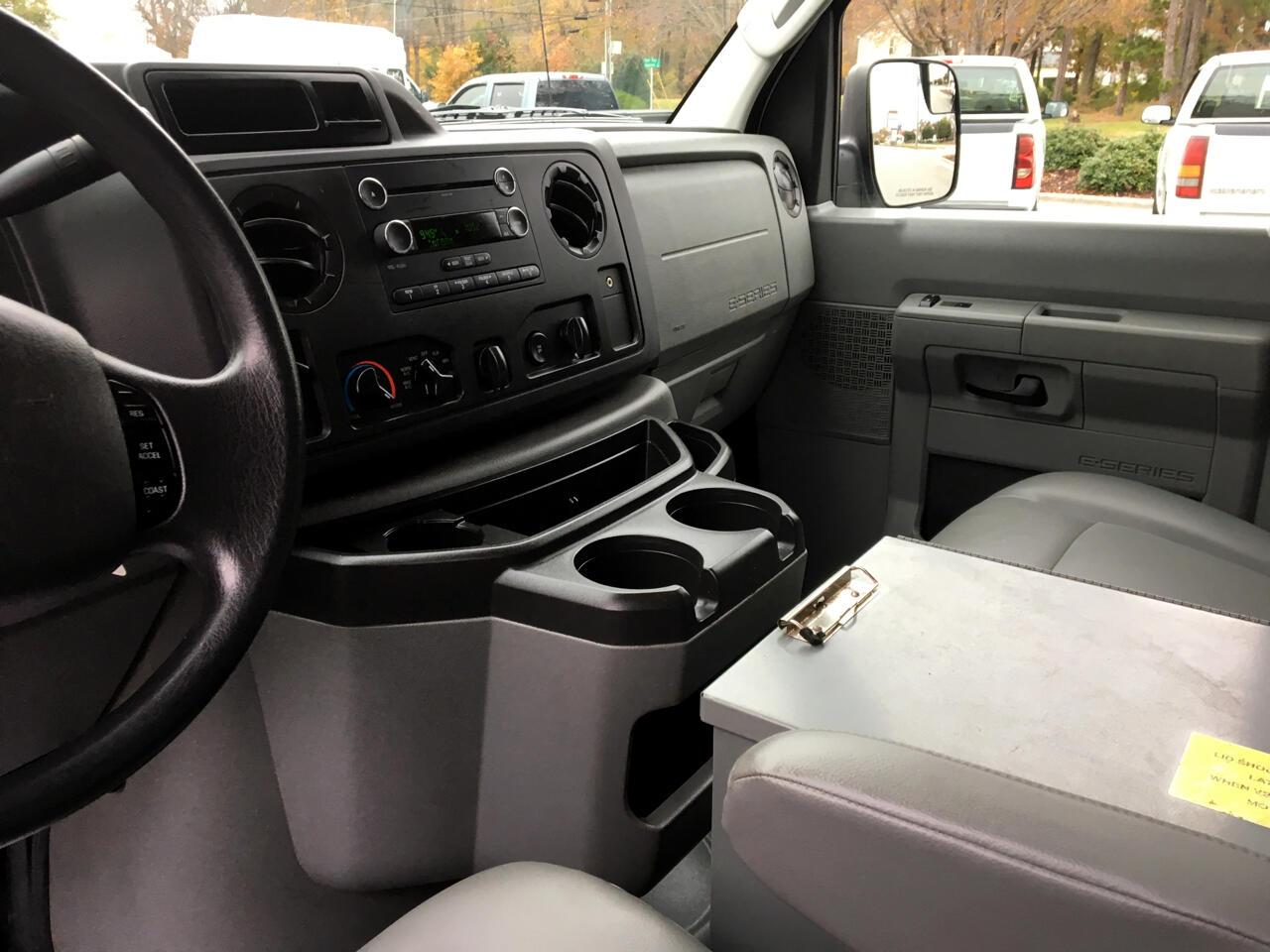 2014 Ford Econoline E-150