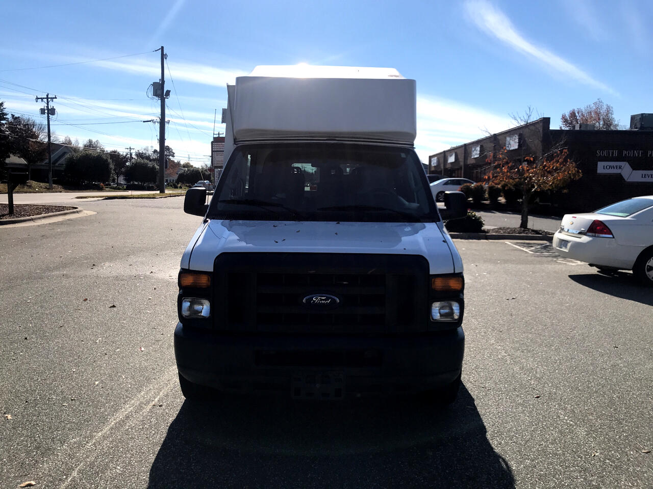 2011 Ford Econoline E-350 Super Duty Extended