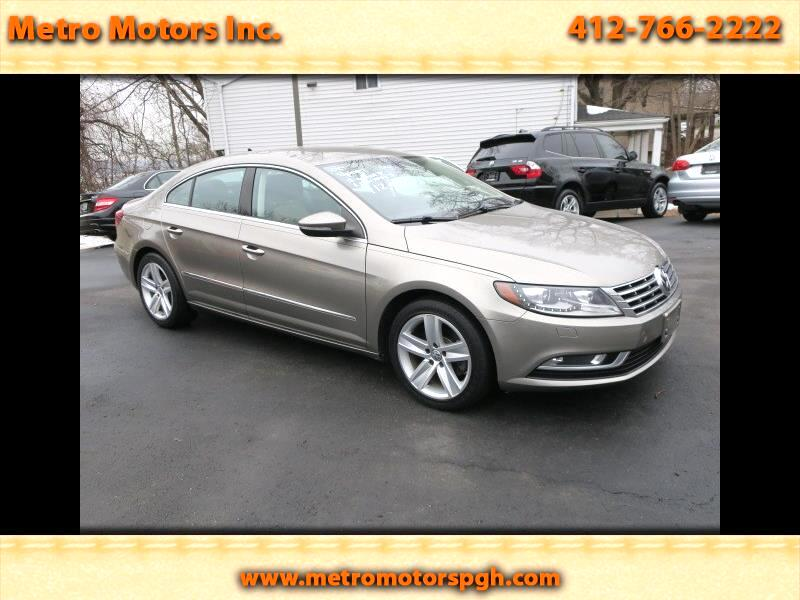 Used 2013 Volkswagen CC for Sale in Pittsburgh, PA 15202 Metro