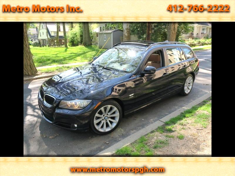 2009 BMW 3-Series Sport Wagon 328xi