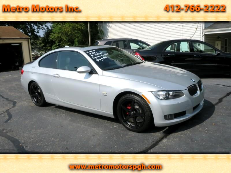 2009 BMW 3-Series 3281 X Drive Coupe