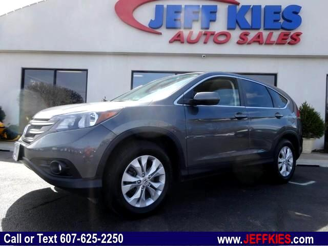 2012 Honda CR-V EX 4WD 5-Speed AT