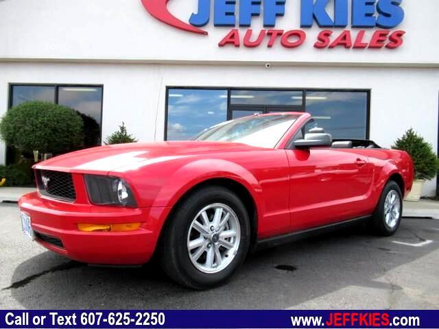 2006 Ford Mustang V6 Premium Convertible