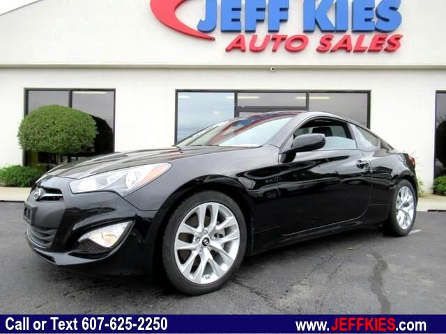 2014 Hyundai Genesis Coupe 2.0T 8AT
