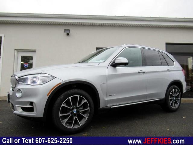2016 BMW X5 xDrive35id