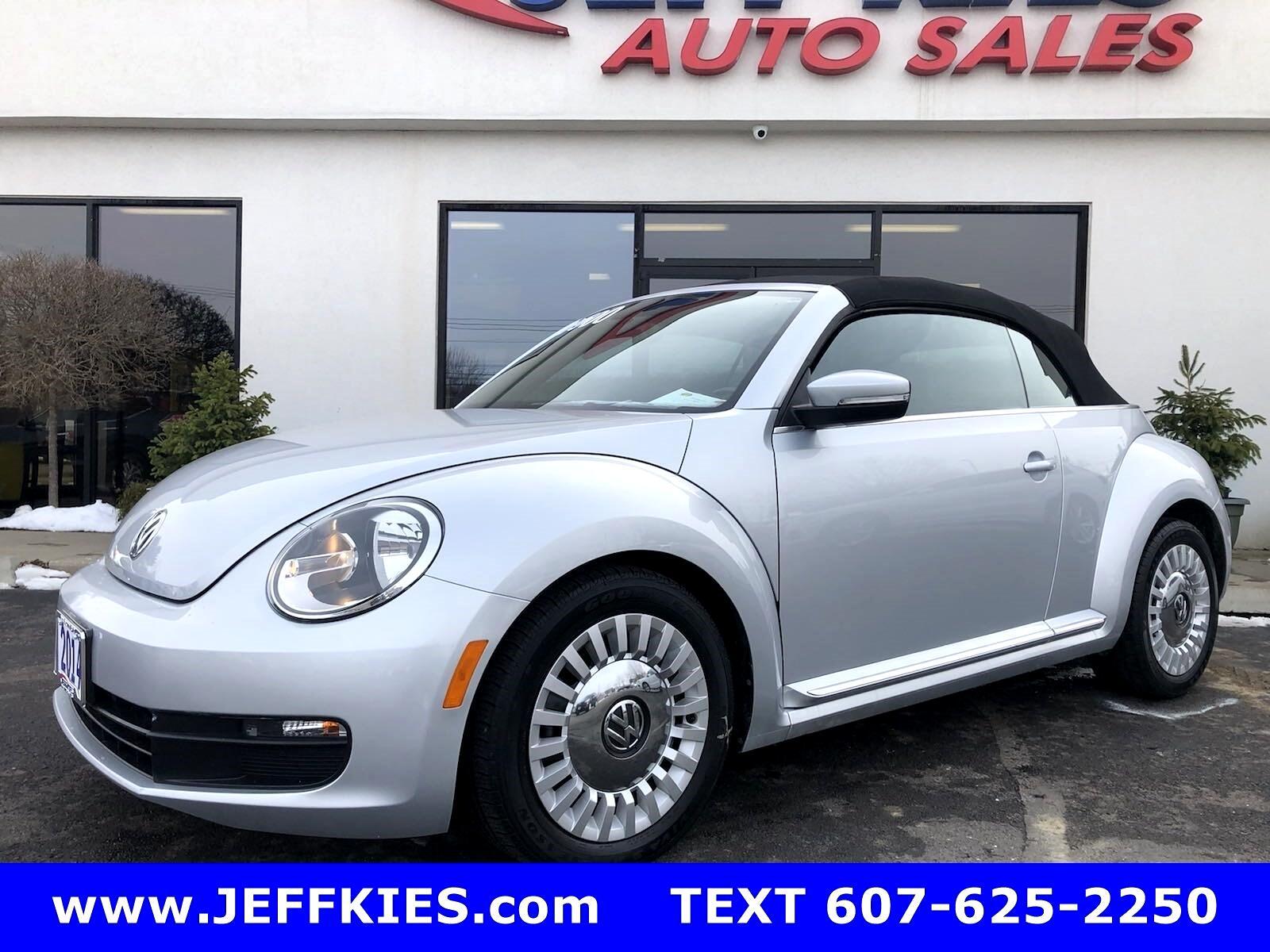 Volkswagen Beetle 1.8T 2014