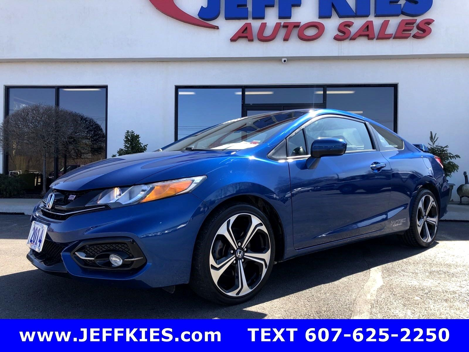 Honda Civic Si Coupe 6-Speed MT 2014