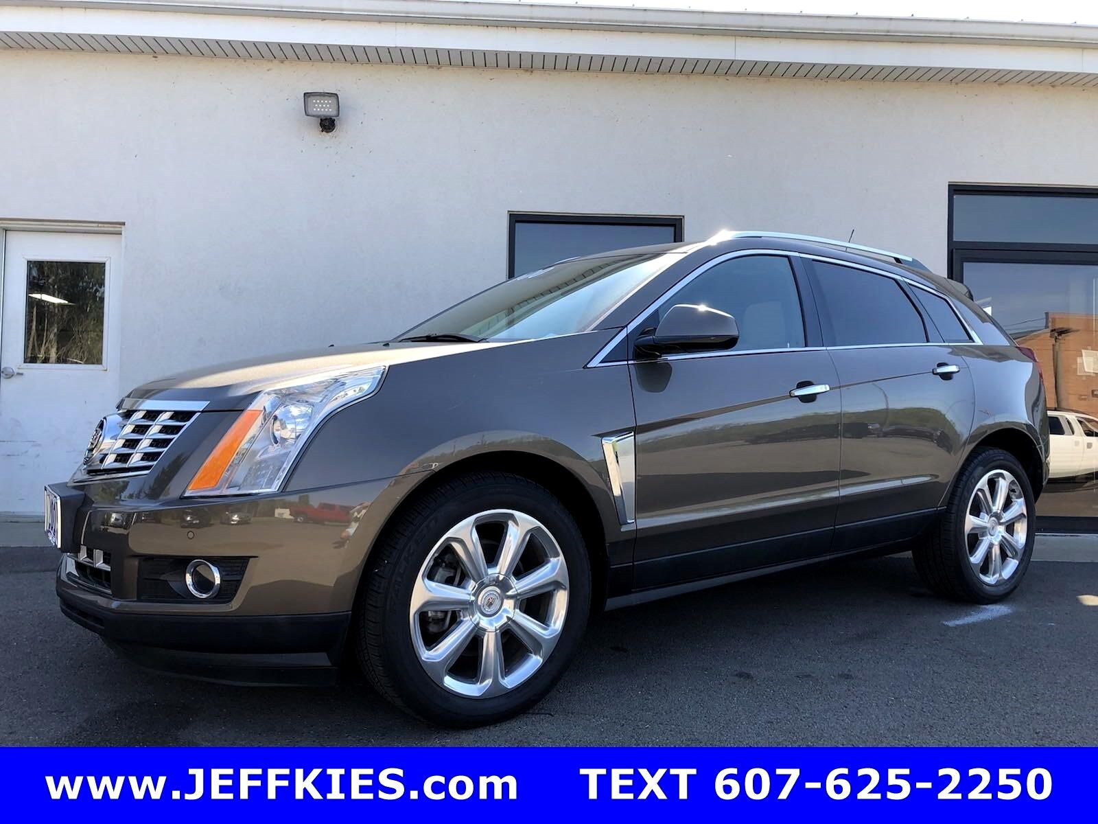 Cadillac SRX Premium Collection AWD 2015