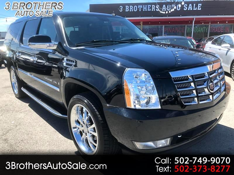 Used 2008 Cadillac Escalade ESV AWD 4dr for Sale in