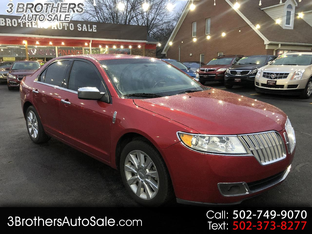 Lincoln MKZ 4dr Sdn FWD 2011