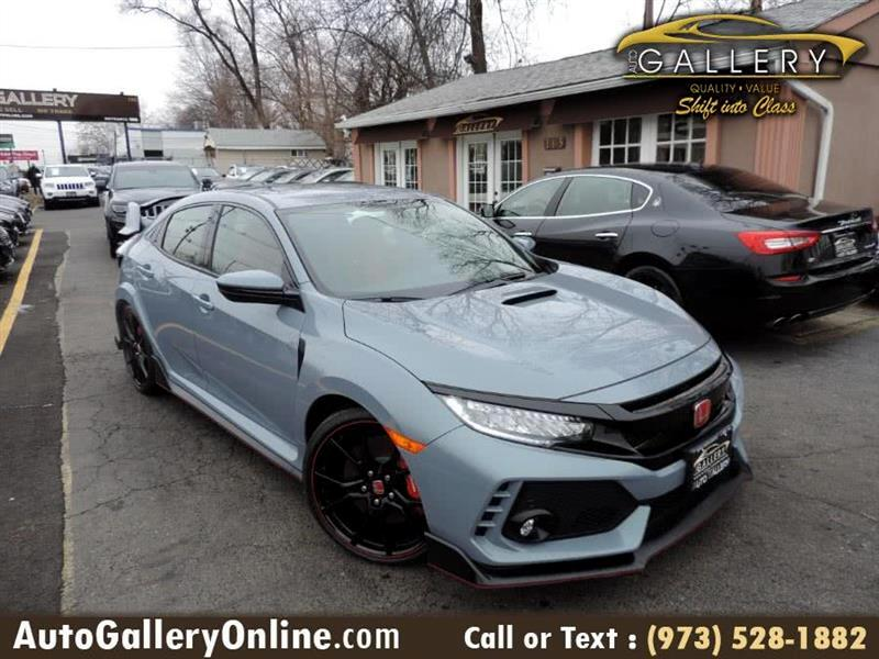 Honda Civic Type R 6M 2019
