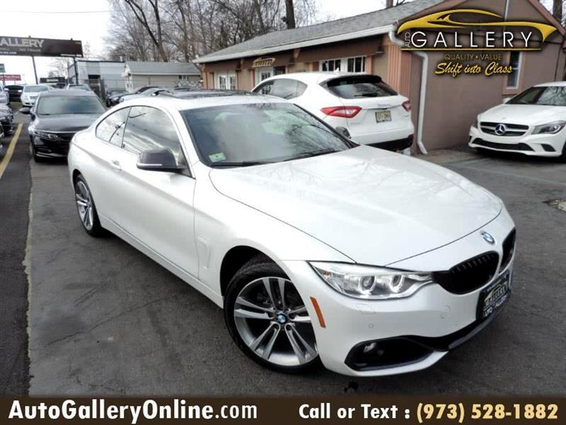BMW 4-Series 428i xDrive SULEV Coupe 2016