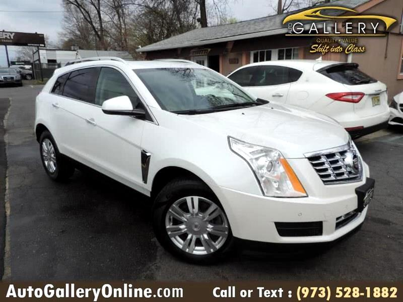 Cadillac SRX Luxury Collection AWD 2014