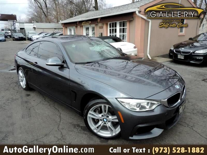 BMW 4-Series 435i xDrive 2015