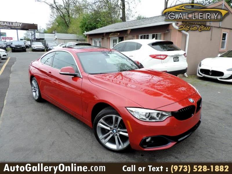 BMW 4-Series 430i xDrive SULEV Coupe 2017