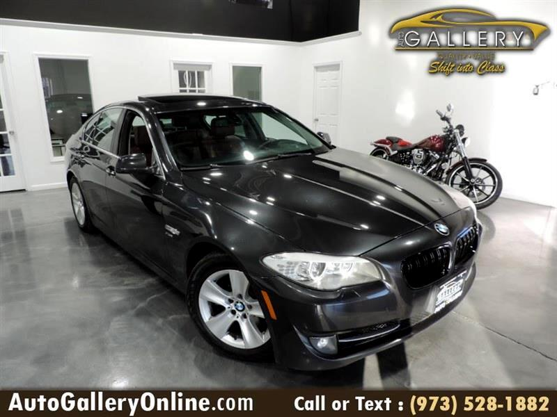 BMW 5-Series 528i xDrive 2012