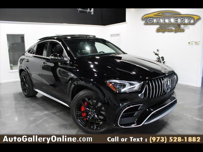 Mercedes-Benz GLE-Class Coupe AMG63 S 4MATIC 2021