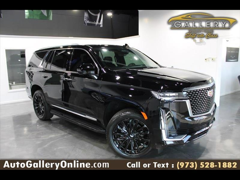 Cadillac Escalade Premium Luxury AWD 2021