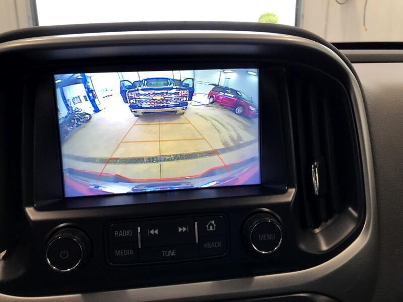 "Chevrolet Colorado 2WD Ext Cab 128.3"" LT 2018"