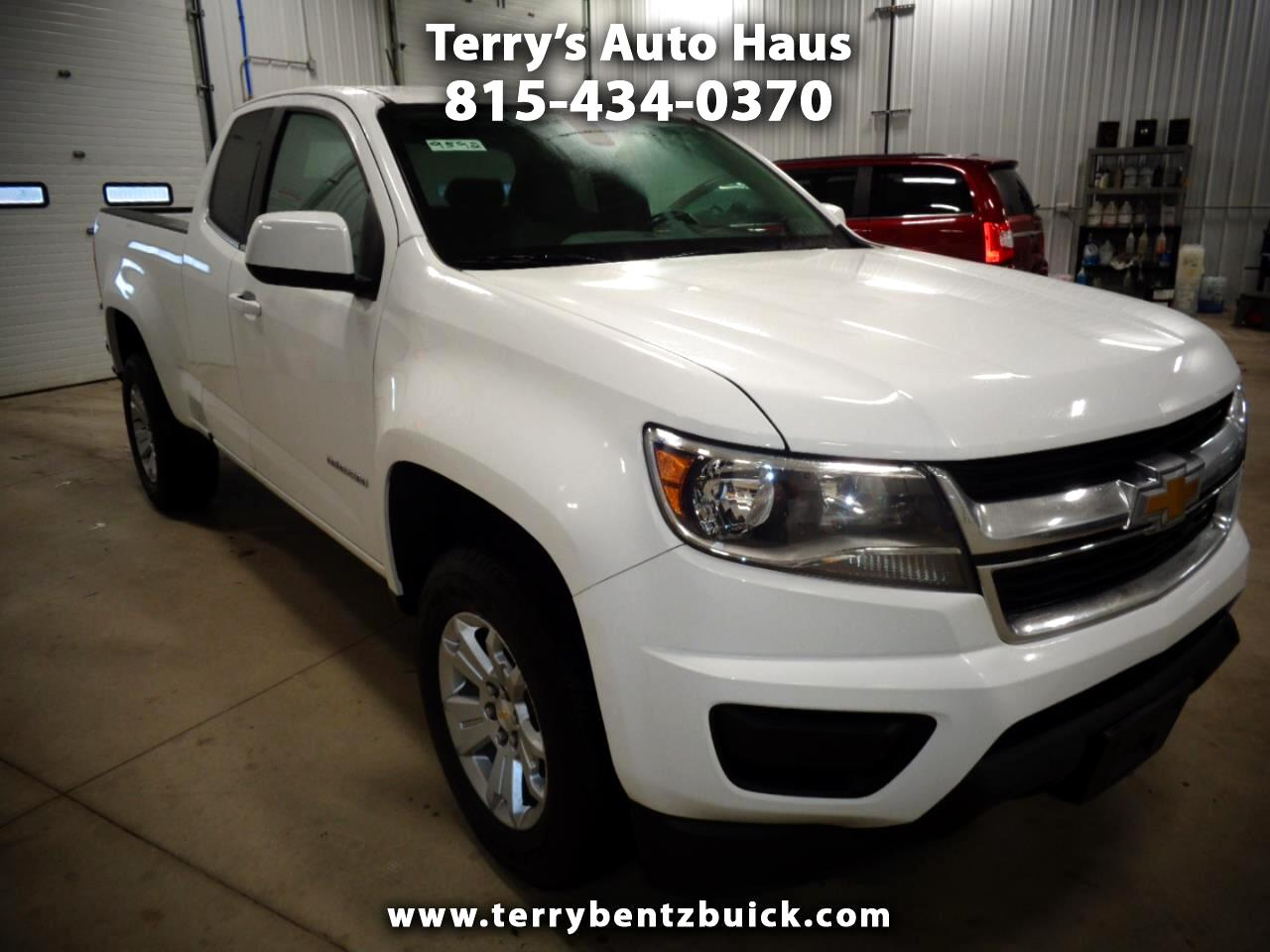 Used Chevrolet Colorado Marseilles Il