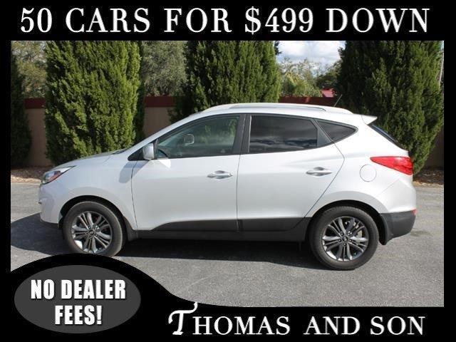 Hyundai Tucson SE FWD 2015