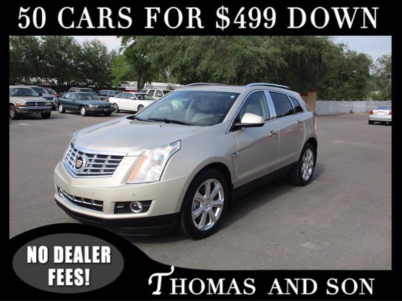 Cadillac SRX Premium Collection FWD 2014